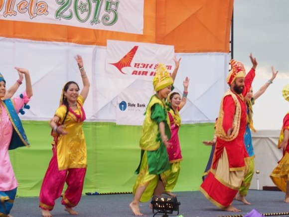 インディア・メーラー2015