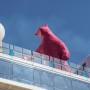 Quantum of the Seas の赤いクマって何なんだ?