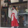 六甲八幡神社厄神祭に行ってきました