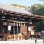 弓弦羽神社にお参りしてきました。